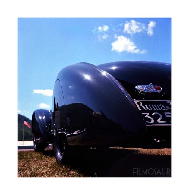 Rolleiflex Old Standard, Kodak Ektar